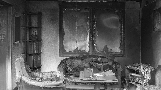 Купить квартиру после пожара в москве